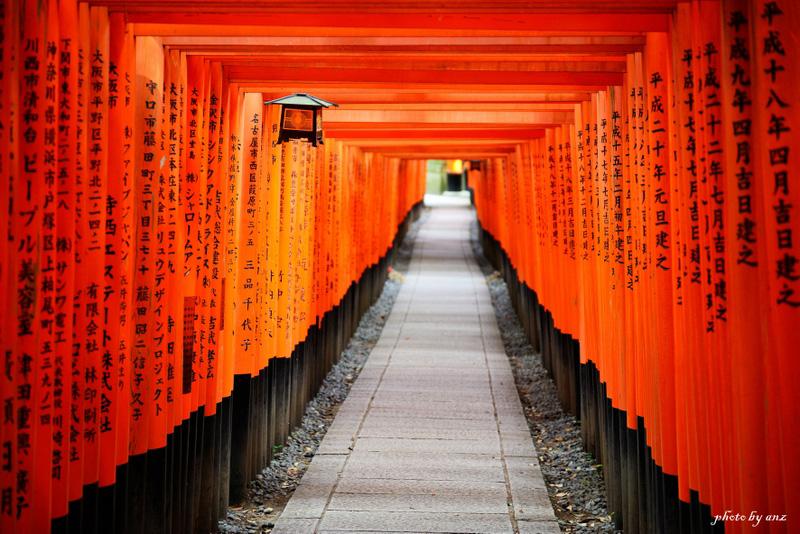 夏季日本關西之旅