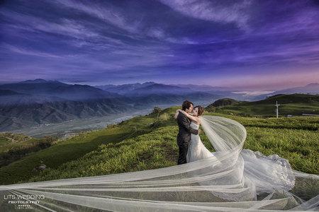 夢式の婚紗
